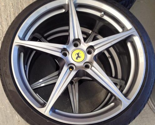 Wheel Repair and Refurbishment