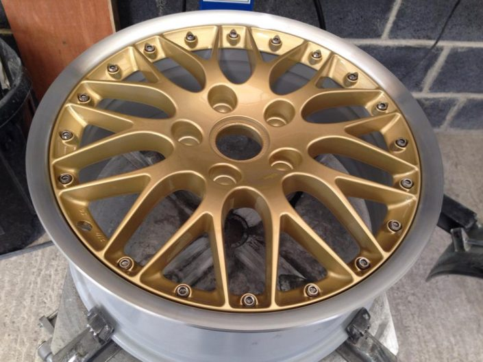 Split Rim Alloy Wheel Repair Kent & Surrey