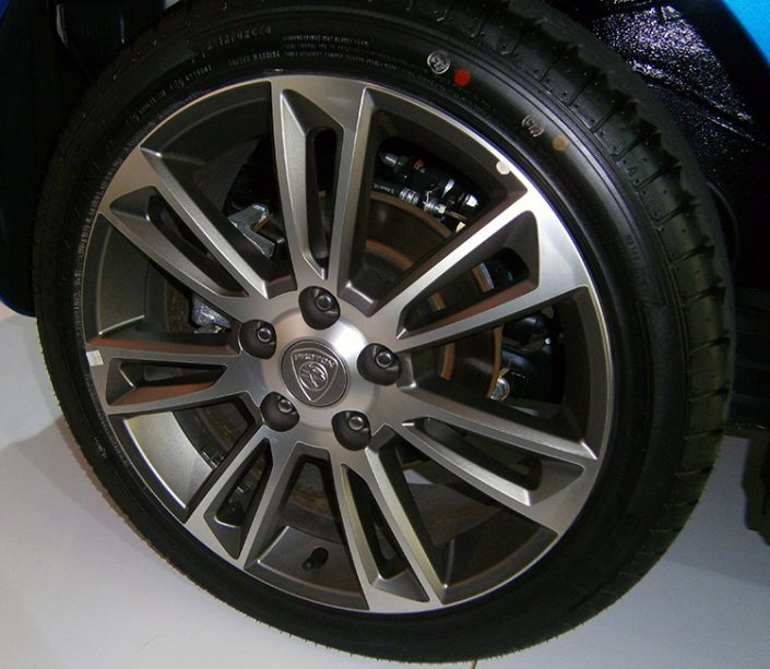 Diamond Cut Wheel Repair Kent & Surrey