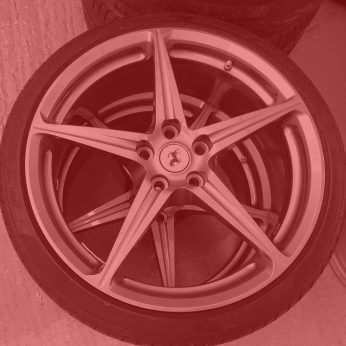 Refurbished Alloys
